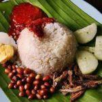 sambal nasi lemak